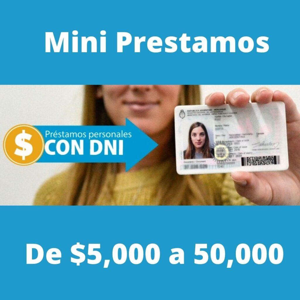 mini creditos